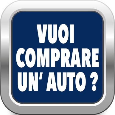 VUOI COMPRARE LA TUA AUTO? CLICCA QUI